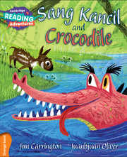 Sang Kancil and Crocodile