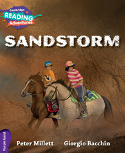 Sandstorm Purple Band