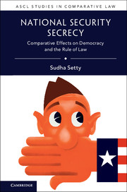 National Security Secrecy