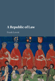 A Republic of Law