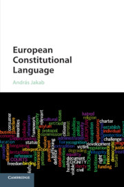 European Constitutional Language
