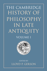 Late Antiquity cover