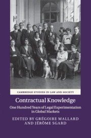 Contractual Knowledge