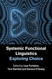 Systemic functional linguistics edited by lise fontaine systemic functional linguistics fandeluxe