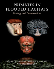 Primates in Flooded Habitats