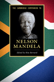 Cambridge companion nelson mandela   African government, politics and policy   Cambridge University Press