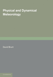 Physical and Dynamical Meteorology