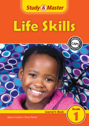 Study & Master Life Skills Learner's Book Grade 1