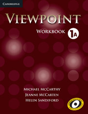 Viewpoint Level 1 Workbook A