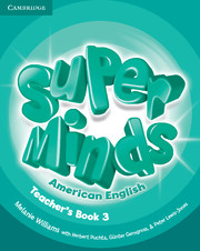 Super Minds American English Level 3