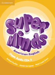 Super Minds American English Level 5