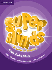 Super Minds American English Level 6