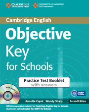 Objective Key for Schools