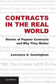 Contracts in the Real World