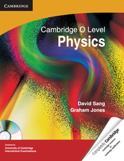 Cambridge O Level Physics with CD-ROM