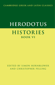 Herodotus: Histories Book VI