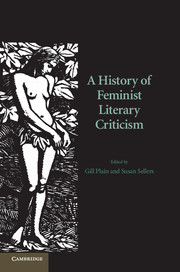 A History of Feminist Literary Criticism