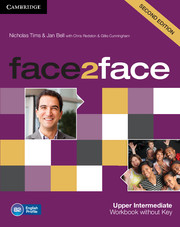 Face2face Upper Intermediate Students Book Second Edition Pdf