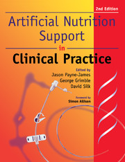 Artificial Nutrition and Support in Clinical Practice