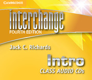 Interchange Intro Class Audio CDs (3)