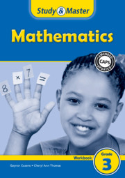 Study & Master Mathematics Workbook Grade 3