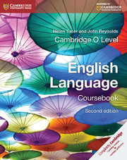 Cambridge O Level English Language