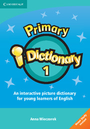 Primary i-Dictionary Level 1