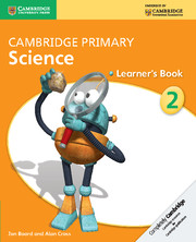 Cambridge Primary Science Learner's Book