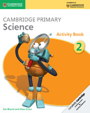 Cambridge Primary Science Stage 2