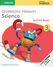 Cambridge Primary Science Activity Book 3