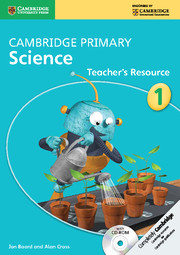 Cambridge Primary Science Stage 1 with CDROM