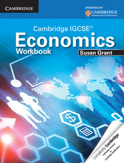 Cambridge IGCSE Economics Workbook