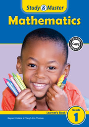 Study & Master Mathematics Learner's Book Grade 1