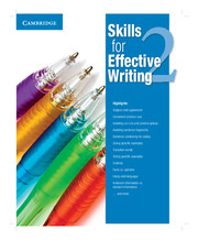 Skills for Effective Writing Level 2