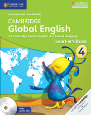 Cambridge Global English Learner's Book with Audio CD (2)