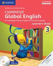 Cambridge Global English Stage 3 Learner's Book with Audio CDs (2)