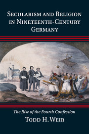 Secularism and Religion in Nineteenth-Century Germany
