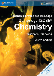 Cambridge IGCSE® Chemistry Teacher's Resource CD-ROM