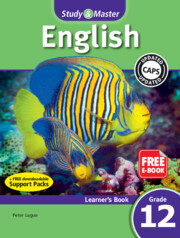 Study & Master English FAL Learner's Book Grade 12