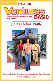 Ventures Basic Presentation Plus