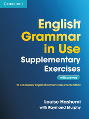 Grammar cambridge university press english grammar in use supplementary exercises 3rd edition fandeluxe Image collections