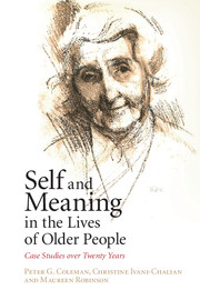 Self and Meaning in the Lives of Older People