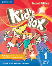 Kid's Box Level 1 Pupil's Book