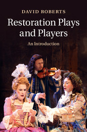 Restoration Plays and Players