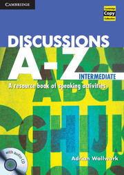 Discussions A-Z Intermediate