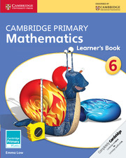 Cambridge Primary Mathematics Stage 6 Learner's Book