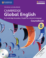 Cambridge Global English Stage 8