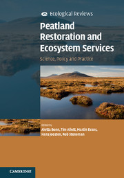 Peatland Restoration and Ecosystem Services