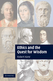 Ethics and the Quest for Wisdom