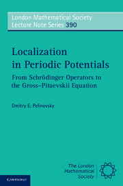 Localization in Periodic Potentials